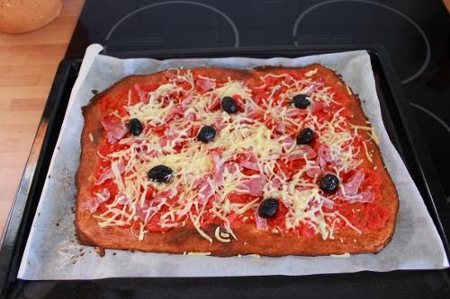 Pizza Paléo: le retour