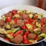 Cuisiner en 5 étapes un repas du régime paléo