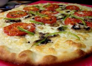 si vous mangez un pizza... faites qu'elle soit paléo !