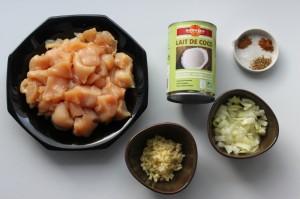 Assiette automnale - ingrédients