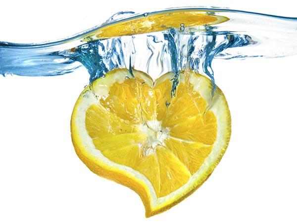 Bienfaits eau citron