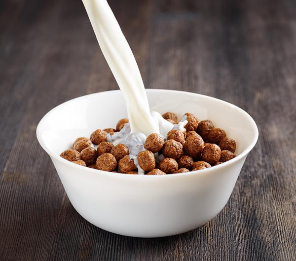 Céréales de petit déjeuner