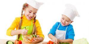Parents : comment faire manger paléo à vos enfants ?