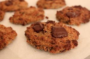cookies farine de coco : Une recette paléo pour se faire plaisir !