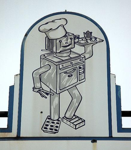 Ne mangez pas comme un robot !