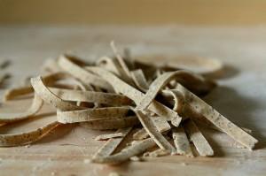 Pâtes sans gluten paléo