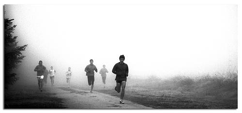Courir avec le régime paléo
