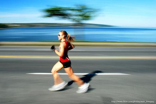 Courrir en mode paléo