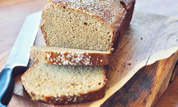 Le pain paléo n'a pas le goût du pain