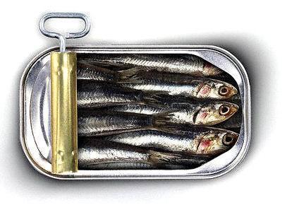 sardines et régime paleo