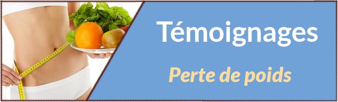 Témoignages régime paléo perte de poids