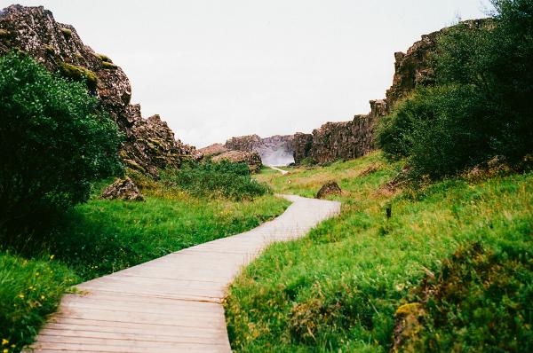 Le chemin d'une vie plus saine