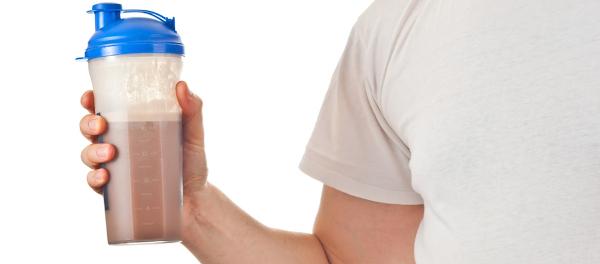 Shake de protéines