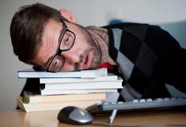 Fatigué et sans énergie