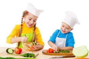 enfants manger paléo